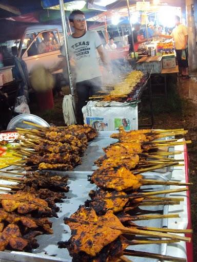 BBQ Chicken (malaysia)